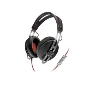 Sennheiser 密閉型ヘッドフォン MOMENTUM Black Headphone/Earp...