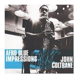 John Coltrane Afro Blue Impressions<完全限定盤> LP