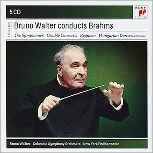 ブルーノ・ワルター Bruno Walter Conducts Brahms<完全生産限定盤> CD|tower