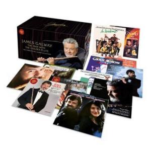 ジェームズ・ゴールウェイ James Galway - The Complete RCA Album...