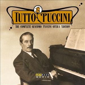 Tutto Puccini - The Complete Giacomo Puccini Opera Edition DVD