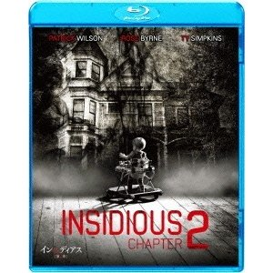 インシディアス 第2章 Blu-ray Disc