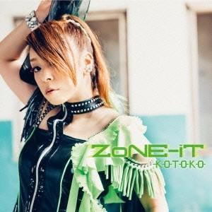 KOTOKO ZoNE-iT<通常盤> 12cmCD Single
