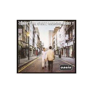 Oasis (What's The Story) Morning Glory?: Deluxe Edition CD
