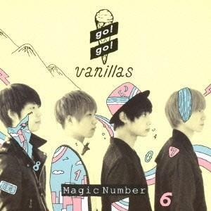 go!go!vanillas Magic Number<通常盤> CD