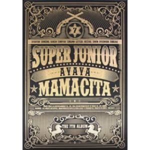SUPER JUNIOR Mamacita: Super Junior Vol.7 (Version A)<限定盤> CD