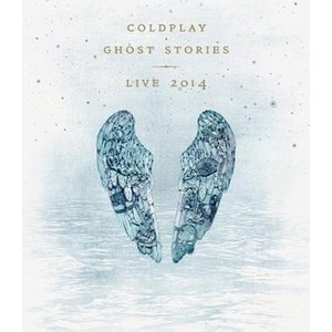 Coldplay Ghost Stories Live 2014 [Blu-ray Disc+CD] Blu-ray Disc