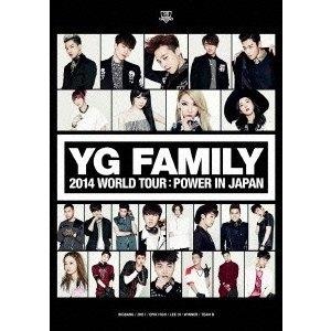 2NE1 YG FAMILY 2014 WORLD TOUR...