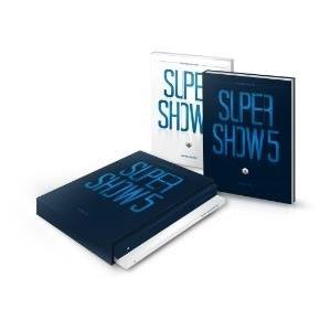 SUPER JUNIOR SUPER JUNIOR WORLD TOUR SUPER SHOW5 コンサートフォトブック [2BOOKS] Book