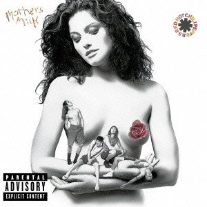 Red Hot Chili Peppers 母乳 SHM-CD