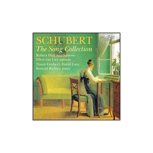 ロベルト・ホル Schubert: The Song Collection CD