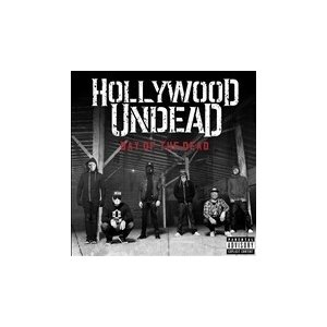 Hollywood Undead Day Of The Dead [12 Tracks] CD