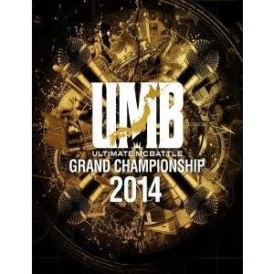 Various Artists ULTIMATE MC BATTLE GRAND CHAMPION SHIP 2014 DVD