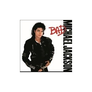 Michael Jackson Bad CD