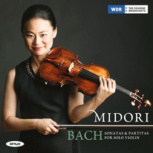 五嶋みどり J.S.バッハ: 無伴奏ヴァイオリンのためのソナタとパルティータ (全6曲) CD