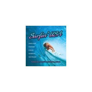 Various Artists Surfin' USA CD