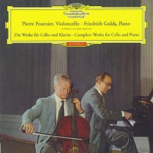 ピエール・フルニエ ベートーヴェン: チェロ・ソナタ全曲<タワーレコード限定> CD