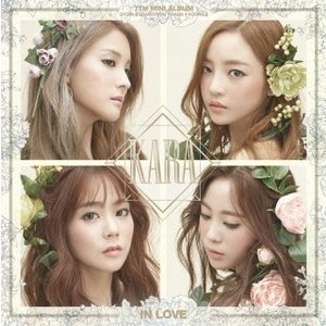 Kara (Korea) In Love: 7th Mini...