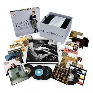 グレン・グールド Glenn Gould Remastered - The Complete Columbia Album Collection<完全生産限定盤> CD 特典あり