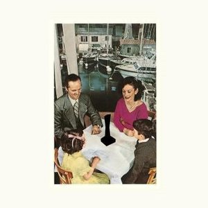 Led Zeppelin Presence: Deluxe Edition LP