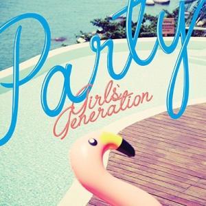 少女時代 Party 12cmCD Single