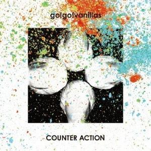 go!go!vanillas カウンターアクション<通常盤> 12cmCD Single