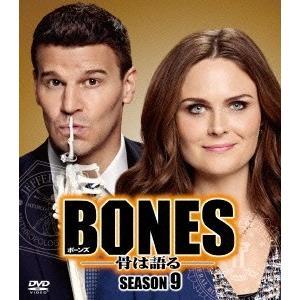 エミリー・デシャネル BONES-骨は語る- シーズン9 SEASONS コンパクト・ボックス DVD