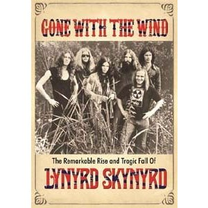 Lynyrd Skynyrd Gone With The Wind DVD