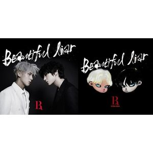 VIXX LR Beautiful Liar: Mini Album (ランダムバージョン) CD