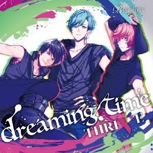THRIVE / dreaming time  CD