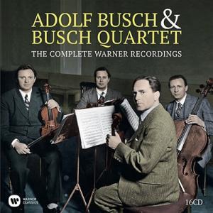アドルフ・ブッシュ Adolf Busch & Bu...