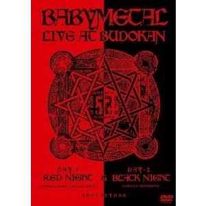 BABYMETAL Live at Budokan: Red Night & Black Night...