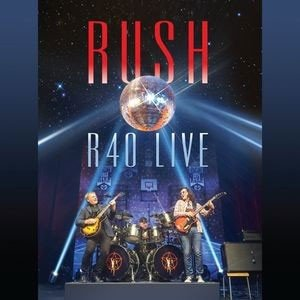 Rush R40 Live [3CD+Blu-ray Disc] CD