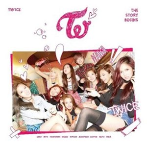 TWICE The Story Begins: 1st Mini Album CD
