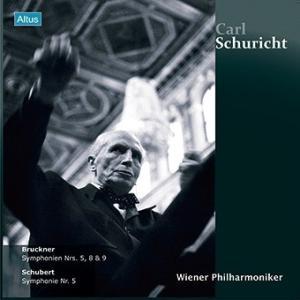 カール・シューリヒト ブルックナー: 交響曲第5番, 第8番, 第9番; シューベルト: 交響曲第5番<完全限定プレス> LP