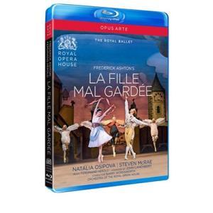 英国ロイヤル・バレエ バレエ 《ラ・フィーユ・マル・ガルデ》 Blu-ray Disc