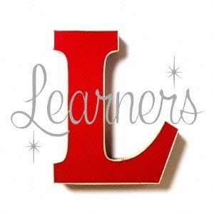 LEARNERS ラーナーズ CD
