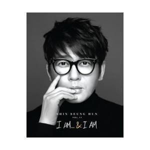 Shin Seung Hun I am...& I am: Shin Seung Hun Vol.11 CD