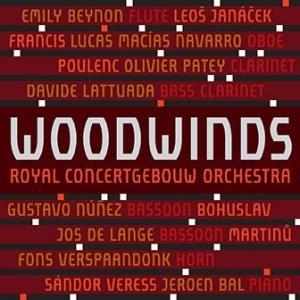 コンセルトヘボウ管弦楽団ウッドウインズ 「ロイヤル・コンセルトヘボウ・ウッドウインズ」 SACD H...