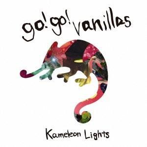 go!go!vanillas Kameleon Lights<通常盤> CD