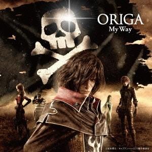 Origa My Way 12cmCD Single