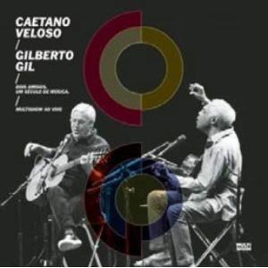 Caetano Veloso Two Friends, One Century of Music (Live) [2CD+DVD]<完全生産限定盤> CD