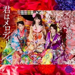 AKB48 君はメロディー [CD+DVD]<初回限定盤/Type D> 12cmCD Single ※特典あり|tower