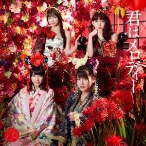 AKB48 君はメロディー [CD+DVD]<通常盤/Typ...