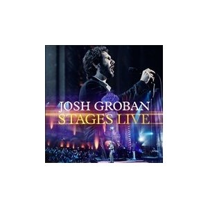 Josh Groban Stages Live [CD+Blu-ray Disc] CD
