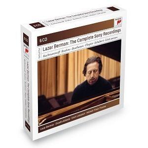 ラザール・ベルマン Lazar Berman - The Complete Sony Recordi...