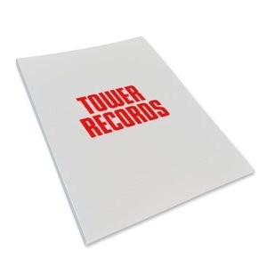 B2ポスターファイル TOWER RECORDS Ver.2 Clear Accessories