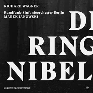 マレク・ヤノフスキ Wagner: Der Ring des Nibelungen SACD Hybrid