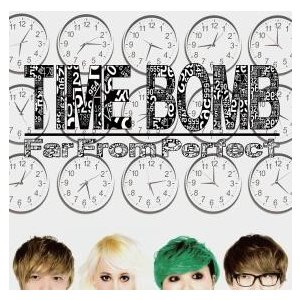 Far From Perfect Time Bomb CD