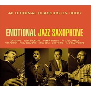 Various Artists Emotional Jazz Saxophone<タワーレコード限定...